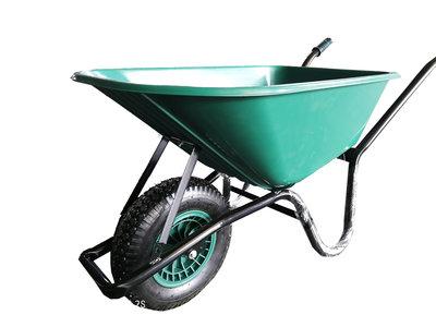 Poly wheelbarrow 100L