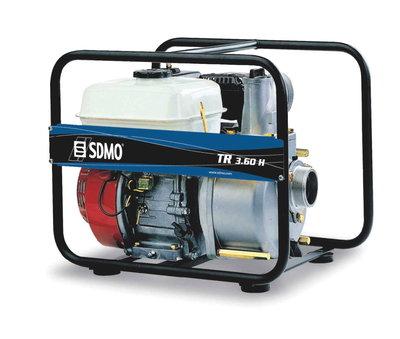 SDMO Water Pump 2